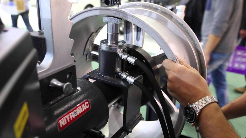 прокатка правка ремонт дисков